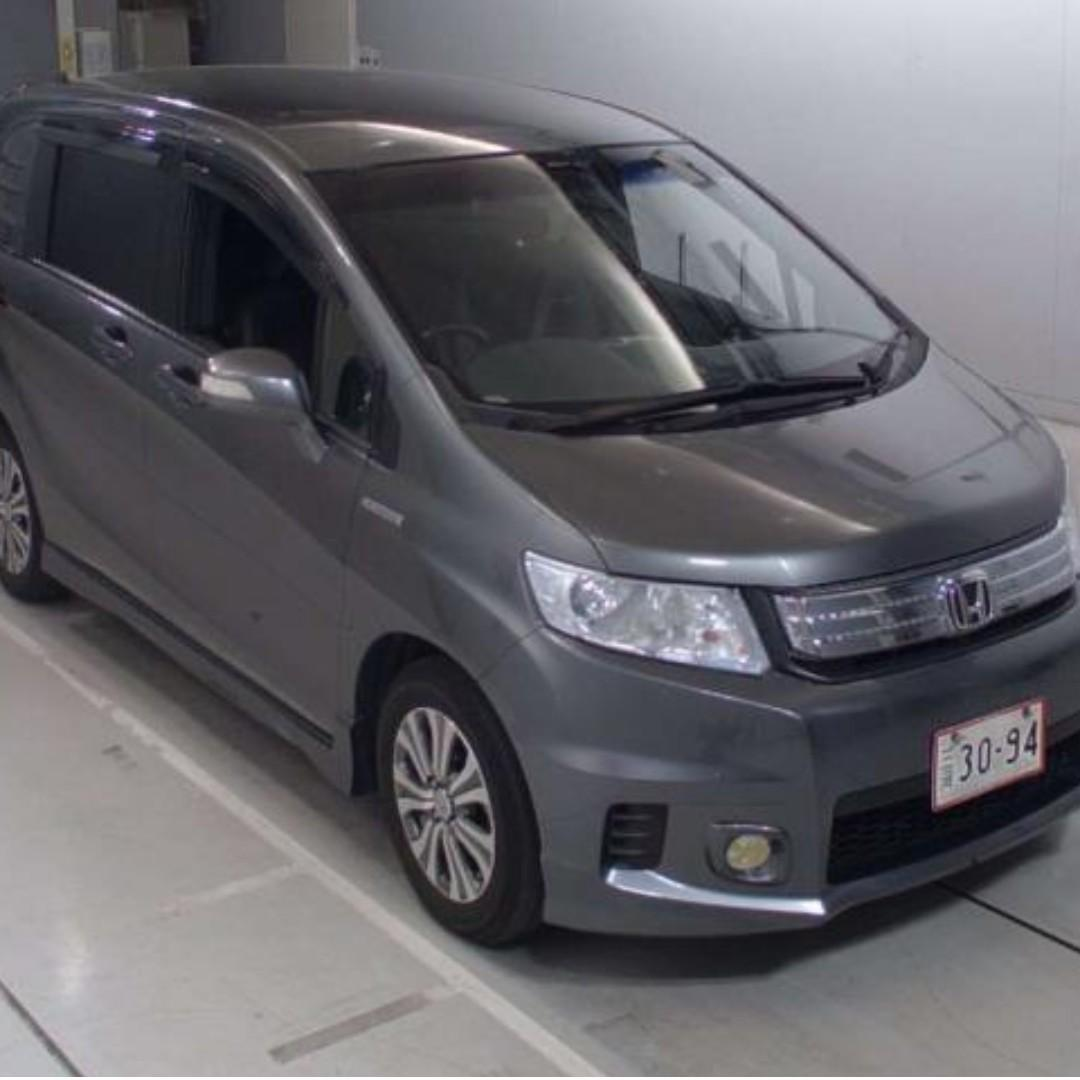 HONDA FREED SPIKE HYBIRD 2012