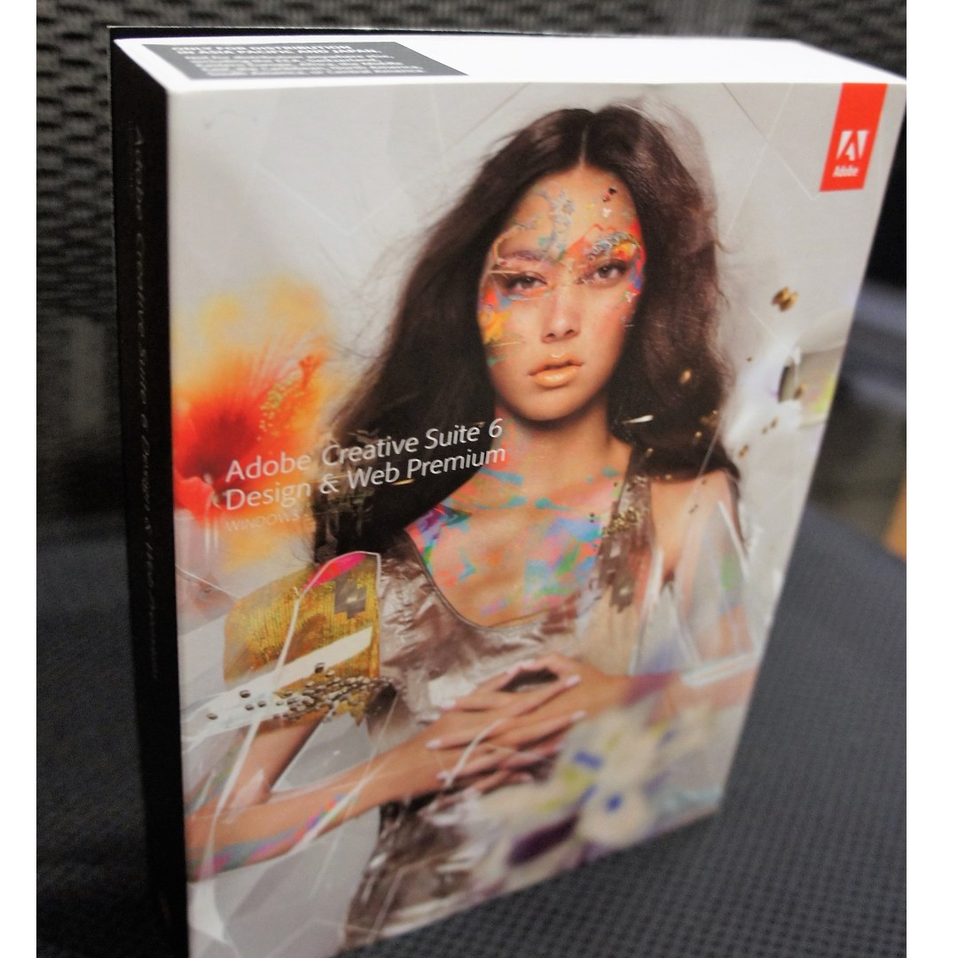 Adobe Cs6 Design Web Premium Full Retail Box Version Electronics Computer Parts Accessories On Carousell