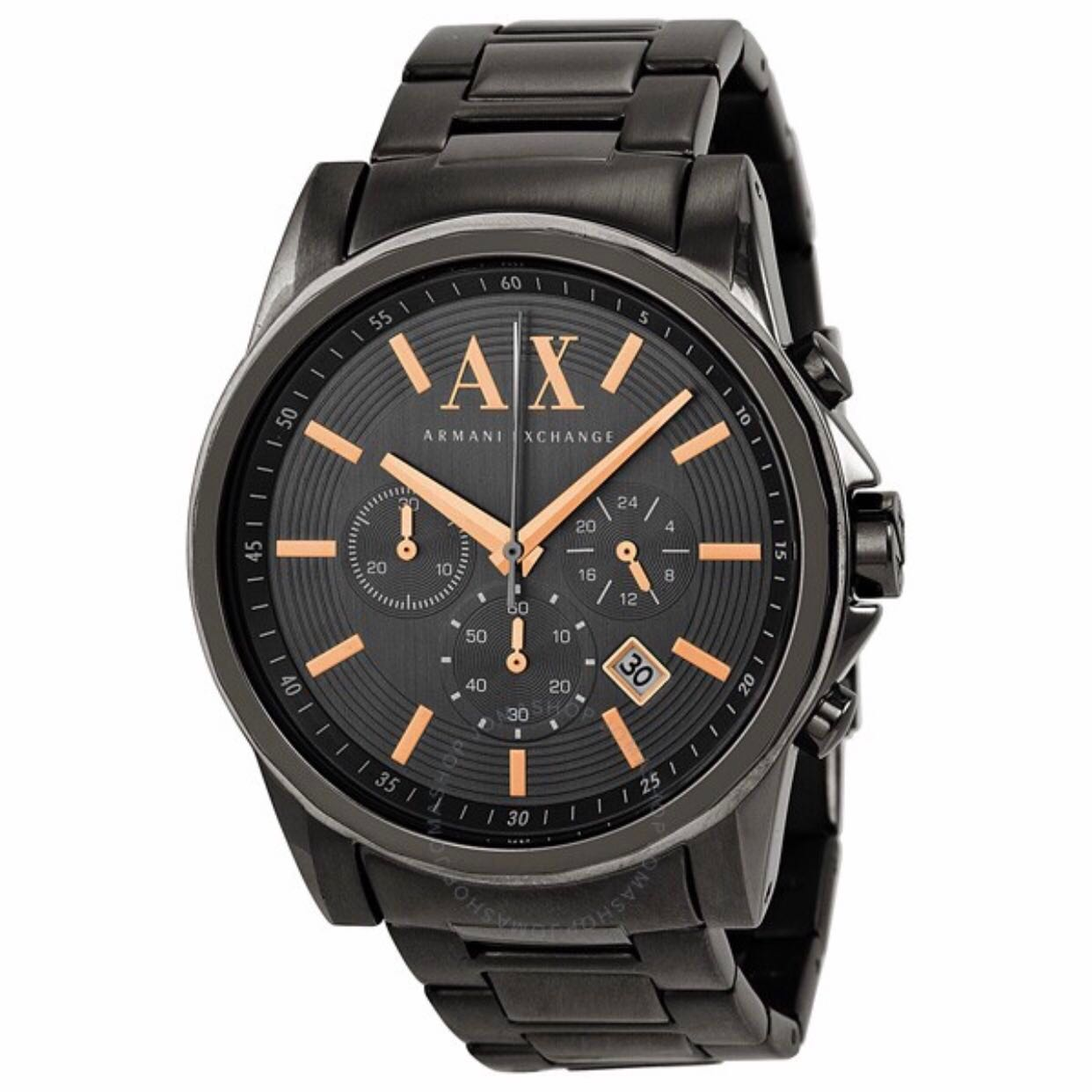 Armani FashionWatches Carousell Ax2086 On WatchMen's Exchange MpSUzV
