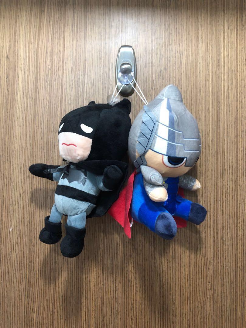 Batman & thor