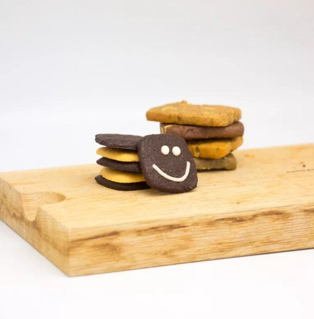 Assorted Cookies 9 Flavour 雜錦曲奇9味 500g