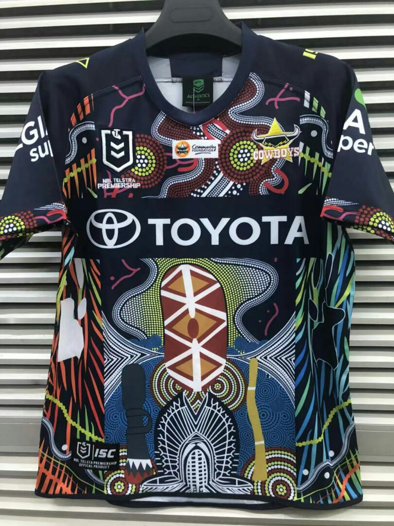 sale retailer 795ba 2f764 Cowboys 2019 Indigenous Jersey, Sports, Sports Apparel on ...