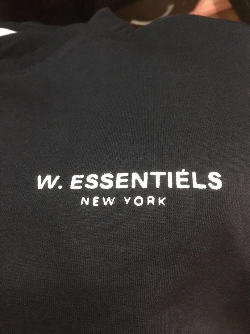 Crewneck W.ESSENTIELS