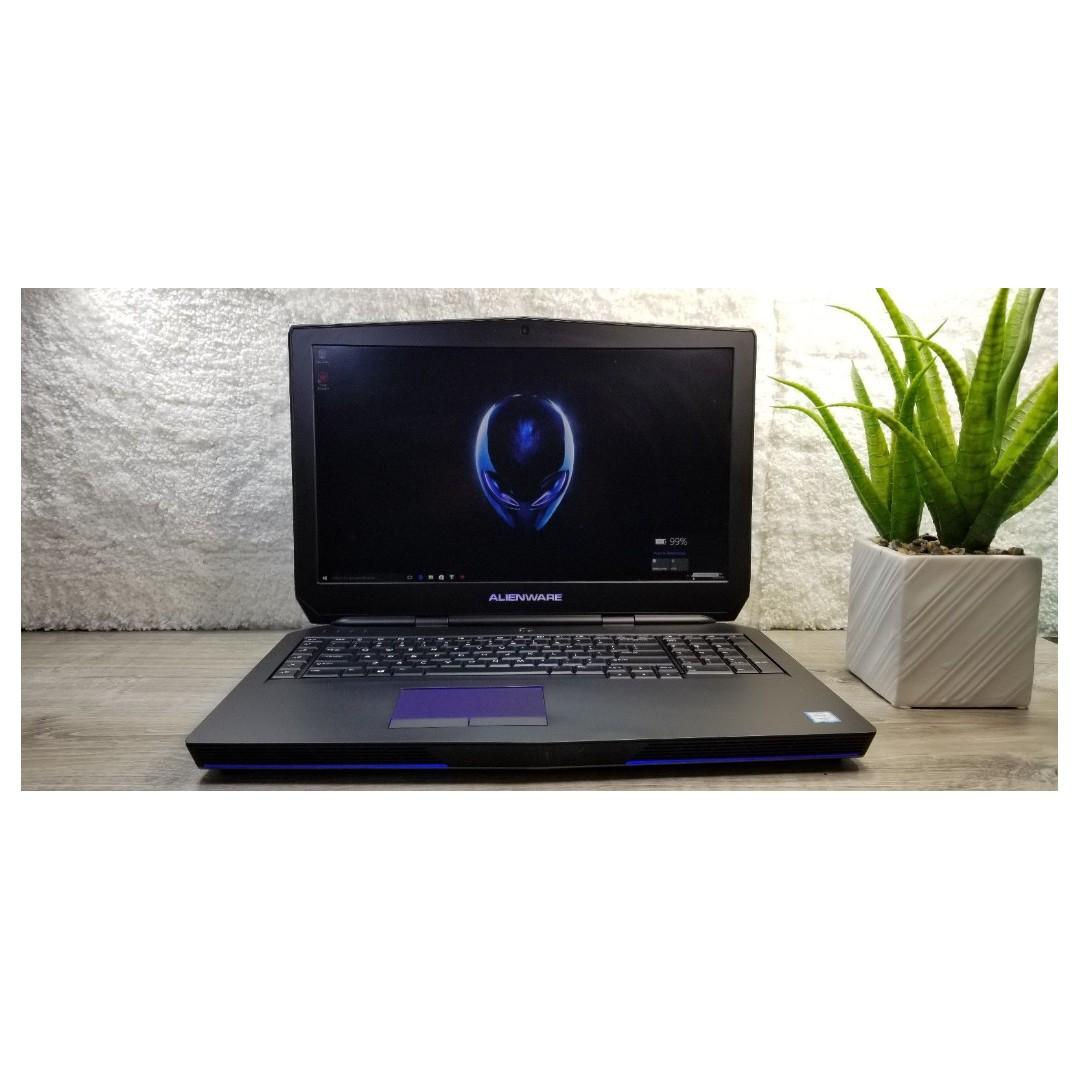 Dell Alienware 17 R3 i7 6700HQ GTX 980M 1TB Laptop