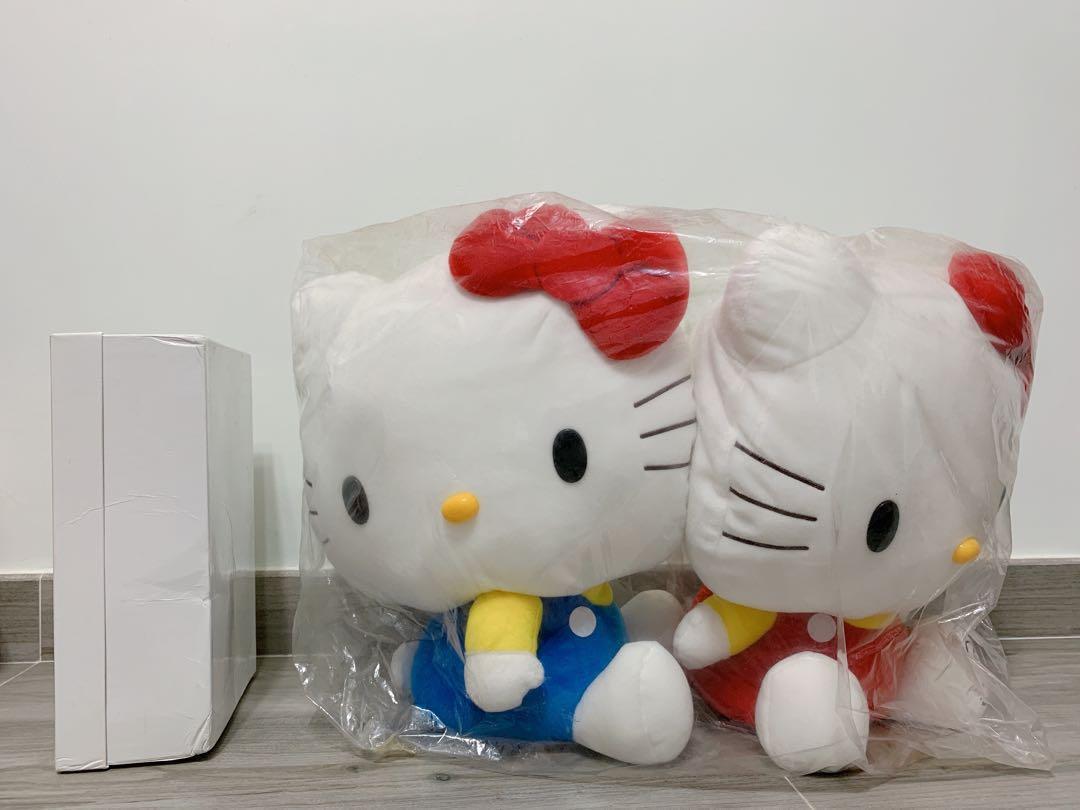 巨型Hello Kitty毛公仔