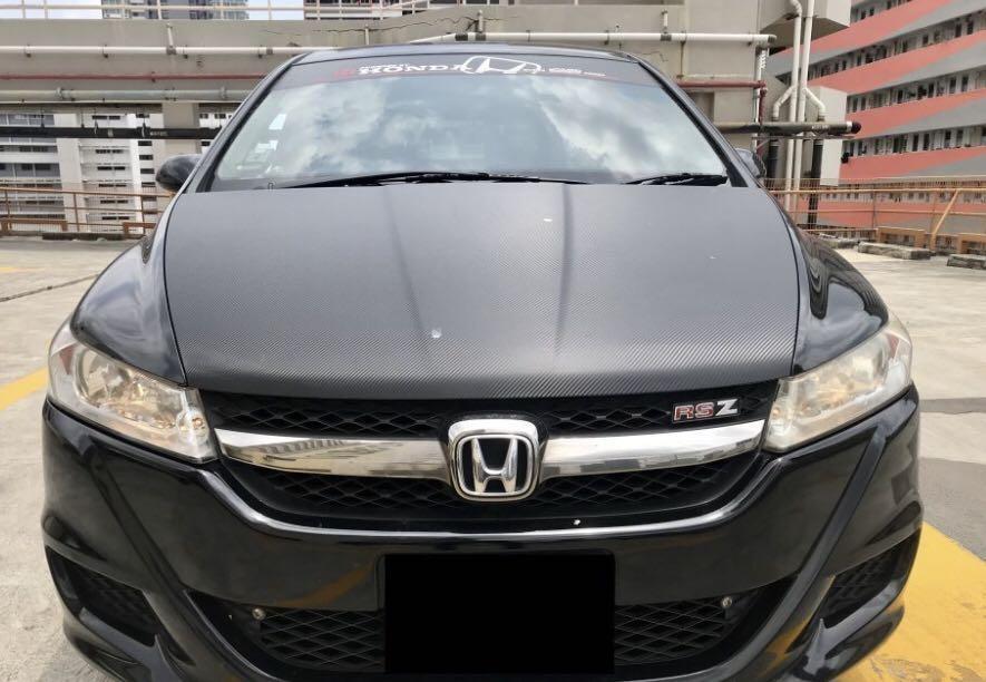 Honda stream 1.8a ($290)