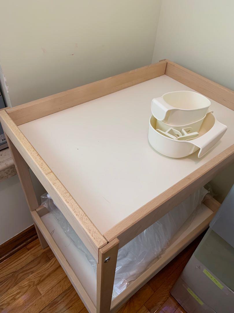 IKEA  BB 換尿片檯