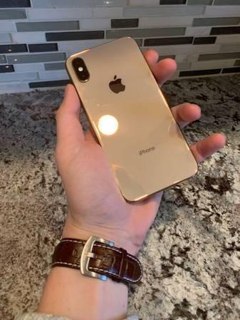 iPhone XS Max Gold 256GB
