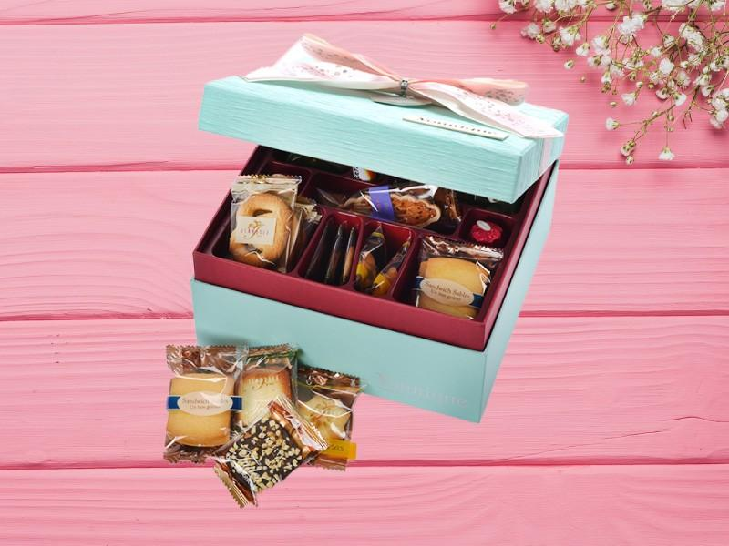 ISABELLE Younique Cookies Gift Box 10 flavors 曲奇禮盒 10味