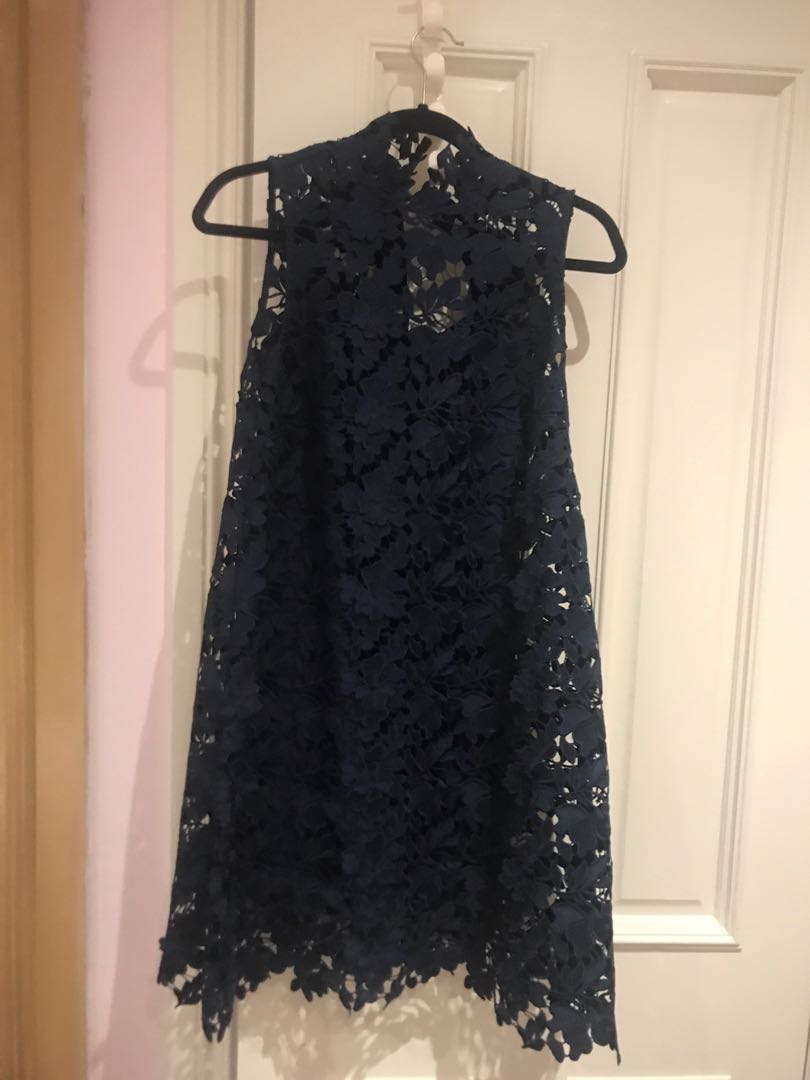 bce2fd7da2a Keepsake the label acoustic lace tunic dress BNWT, Women's Fashion, Clothes  on Carousell