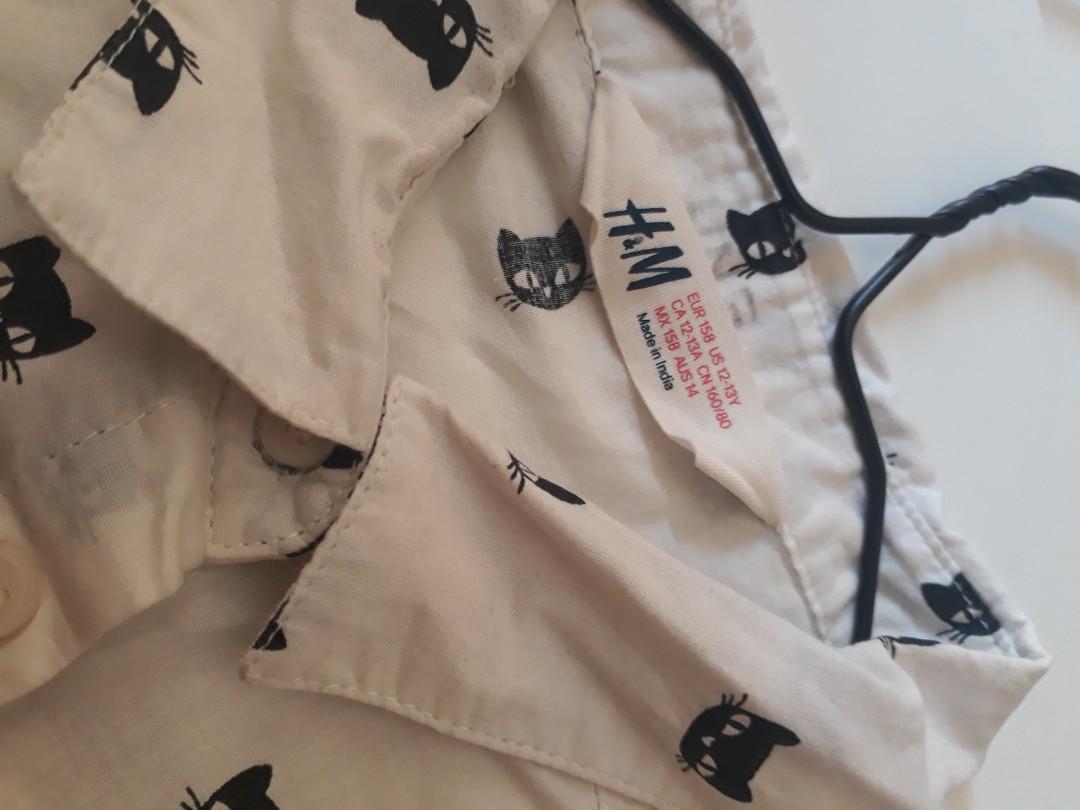 Kemeja H&M