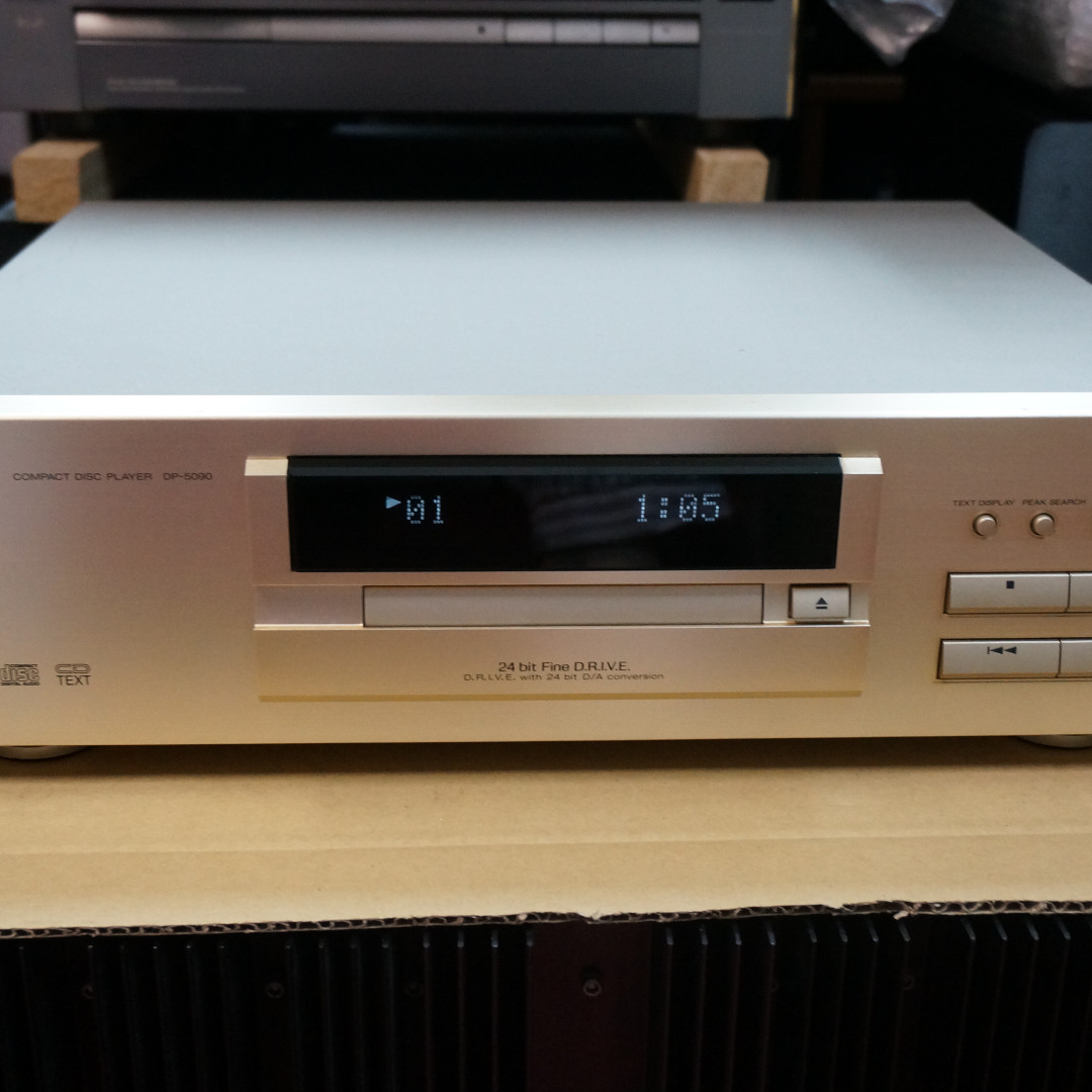 Kenwood DP-5090 High End CD Player!!