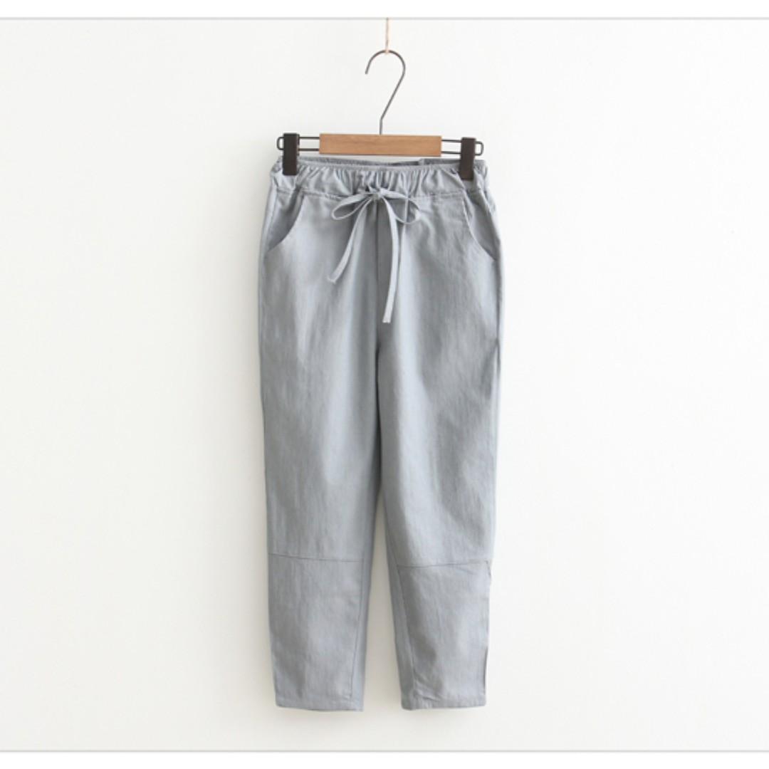 4d760eb4 Slim Elastic Waist Pant