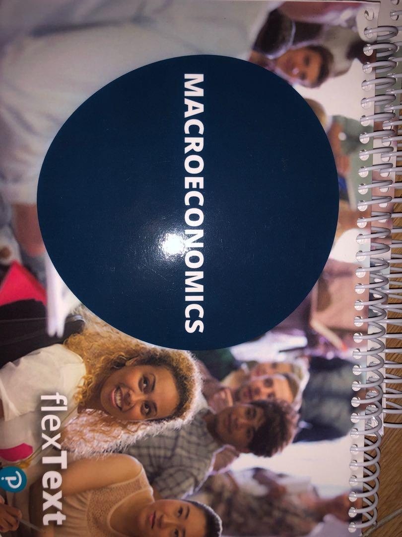 Macroeconomics flextext Econ1010