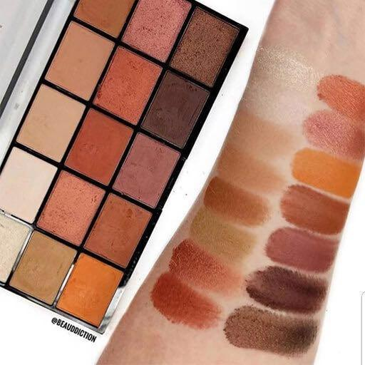 makeup revolution iconic fever