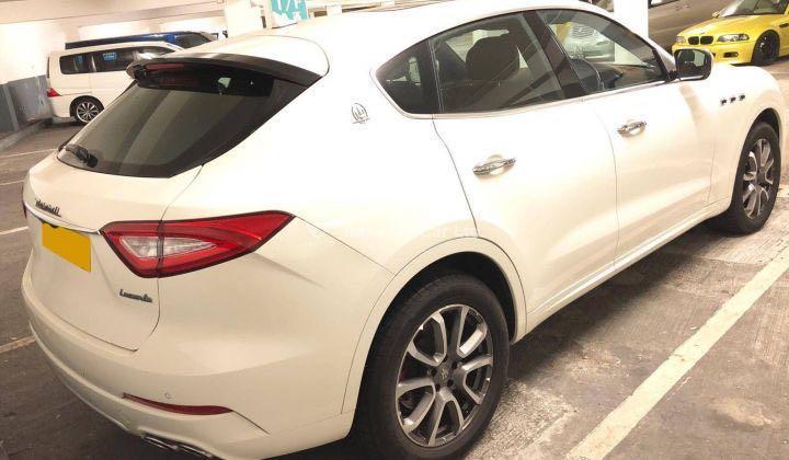 MASERATI Maserati LEVANTE DIESEL 2017