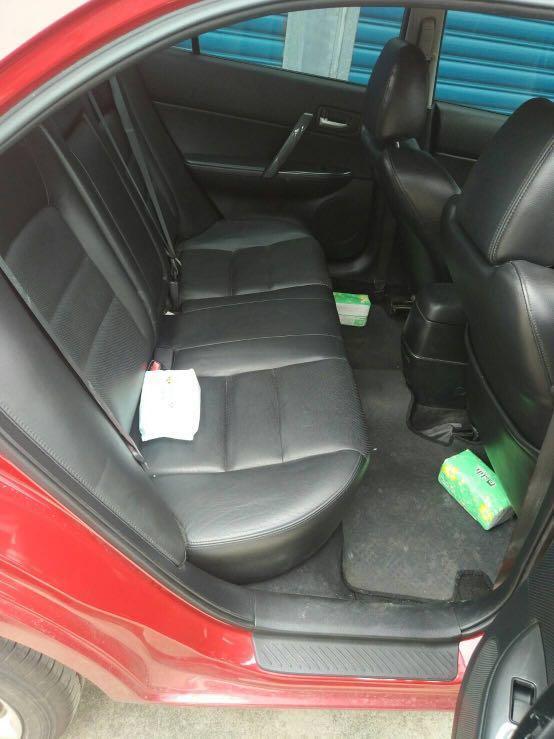 Mazda 6 2006 2.3/自售
