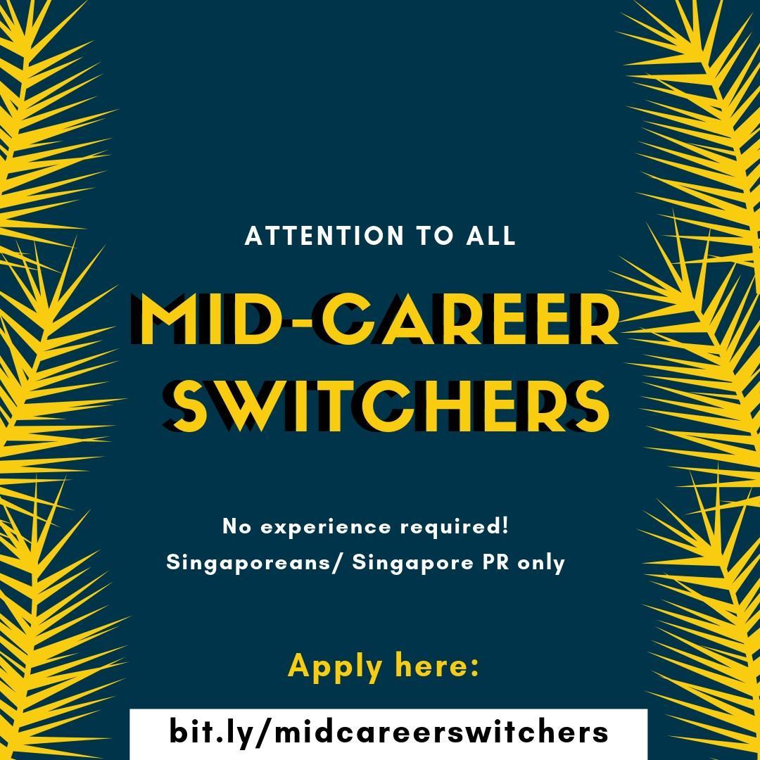 Mid-Career Switchers