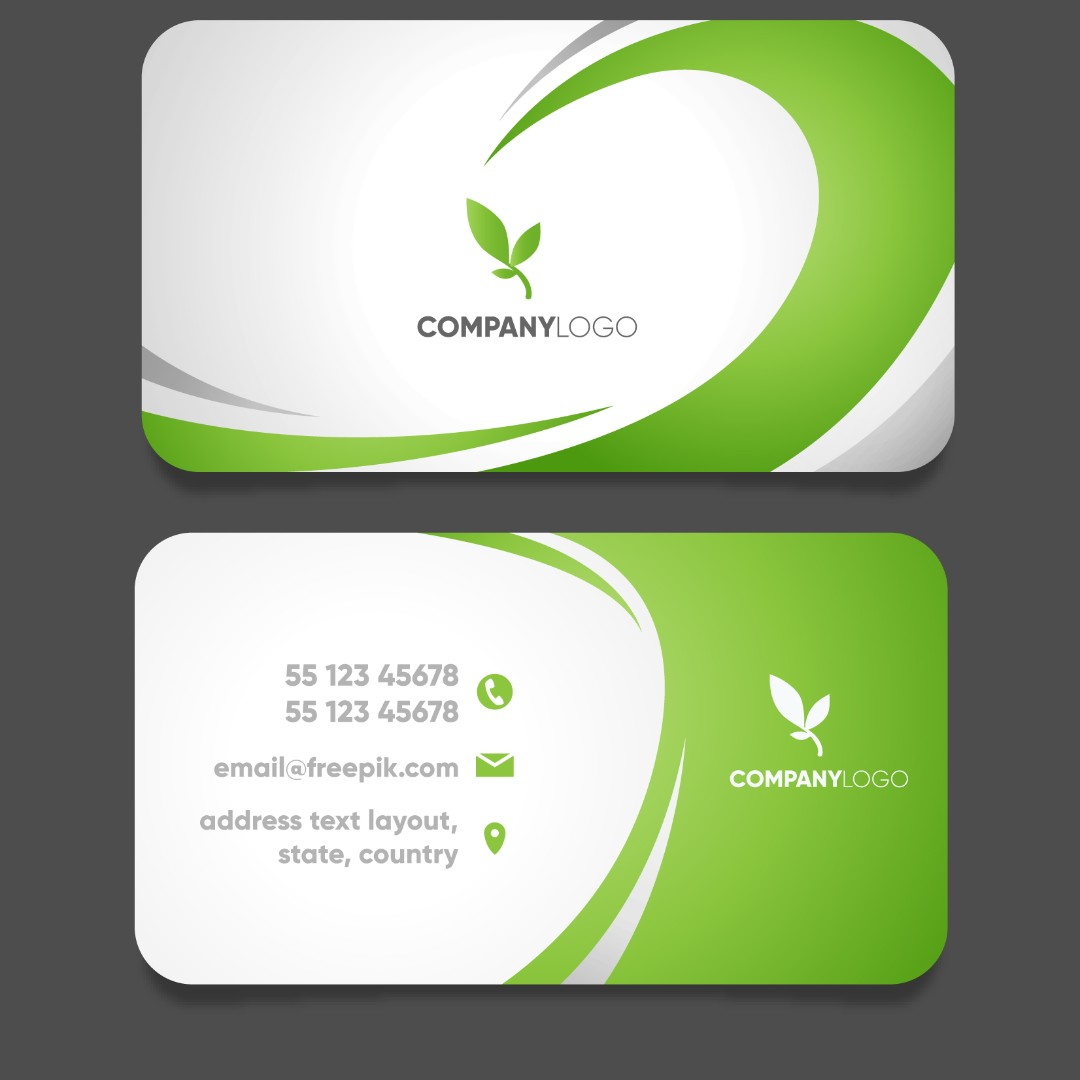 Name Card Design Print Delivery
