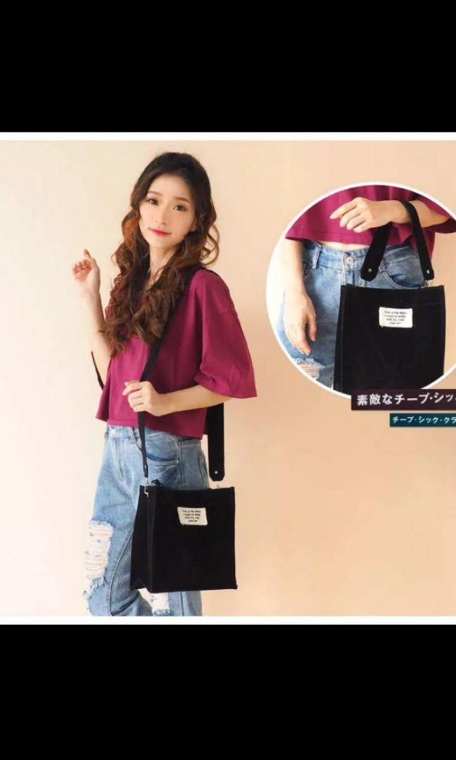 Noela sling bag korean style tas