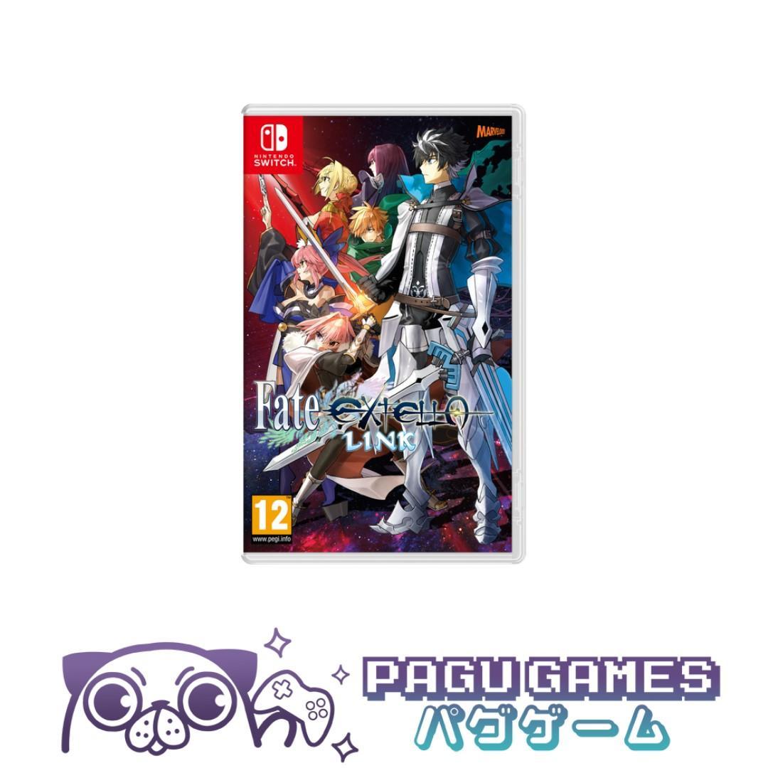 『PAGU GAMES』Fate/Extella Link