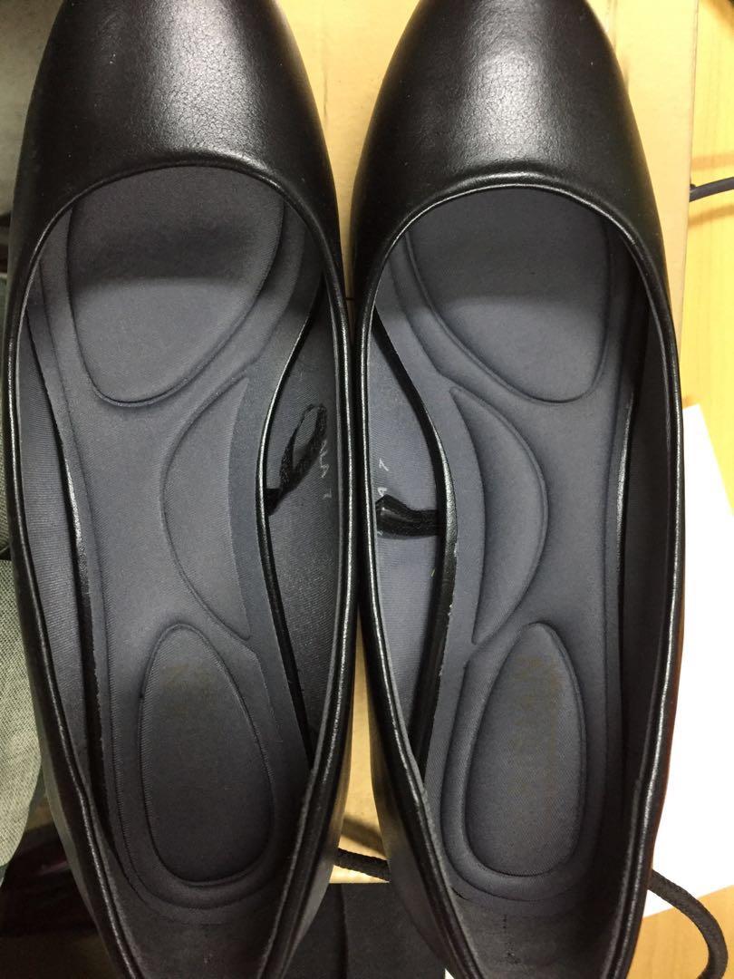 parisian black shoes price