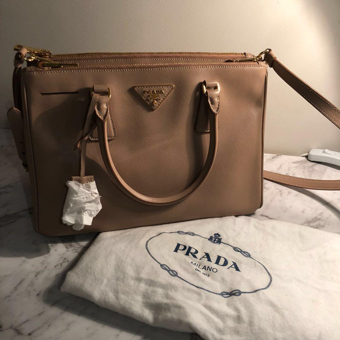Prada Galleria Bag small size