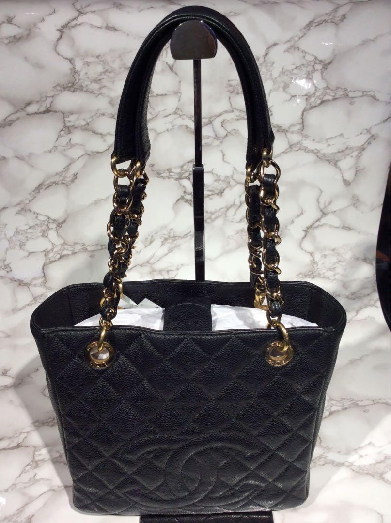 d6975c567a2b Preloved Chanel PST Handbag, Women's Fashion, Bags & Wallets ...