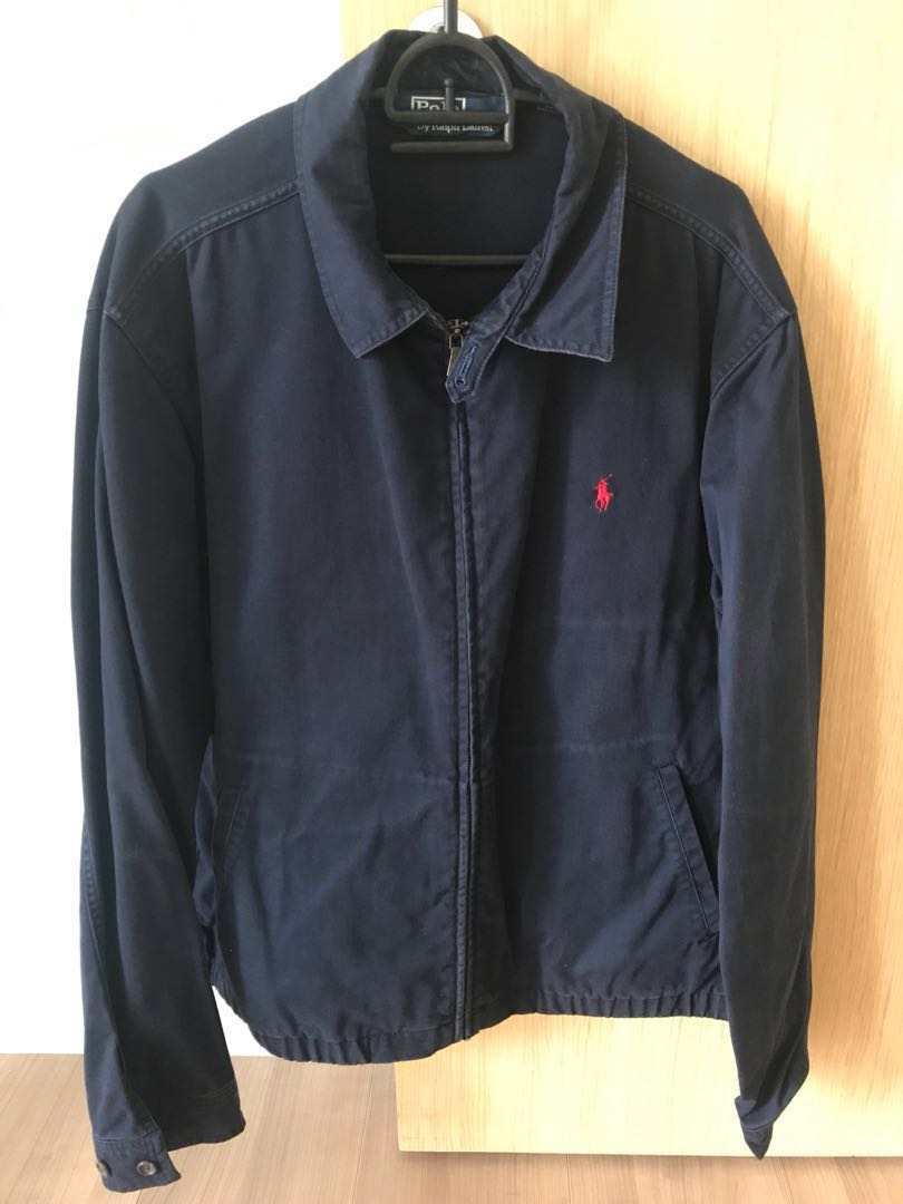 6ff04a7c Preloved Polo by Ralph Lauren Jacket, Men's Fashion, Clothes, Tops ...