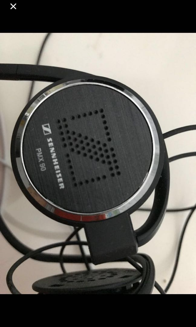 Sennheiser PMX 90, Electronics, Audio on Carousell