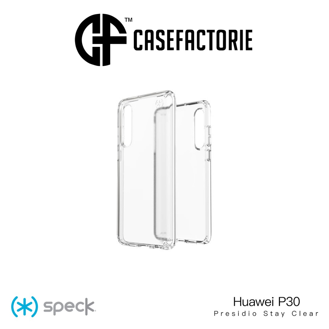 various colors 0181a aefaa Speck Presidio Stay Clear Case for Huawei P30