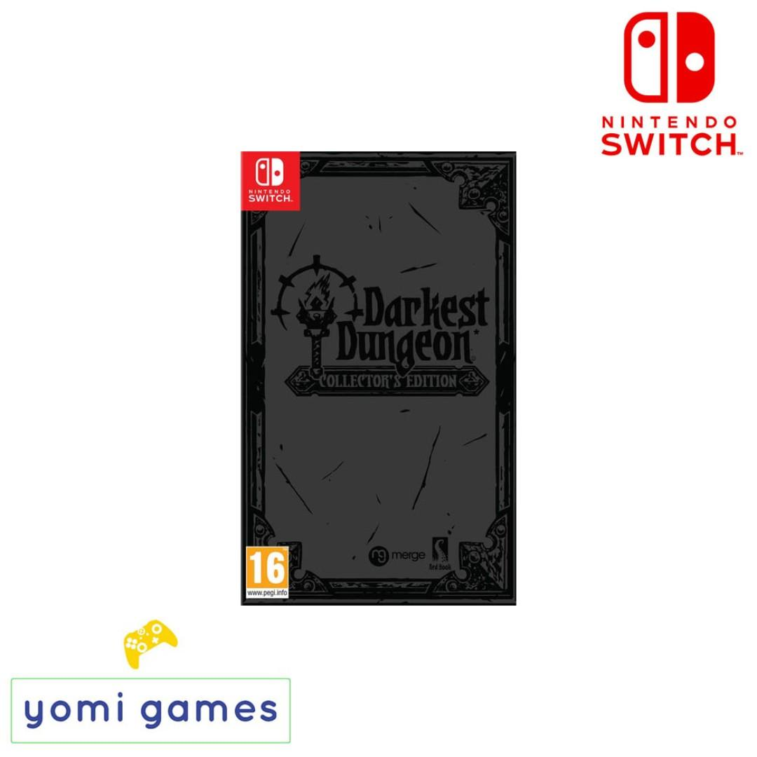 (Nintendo Switch) Darkest Dungeon: Collector's Edition