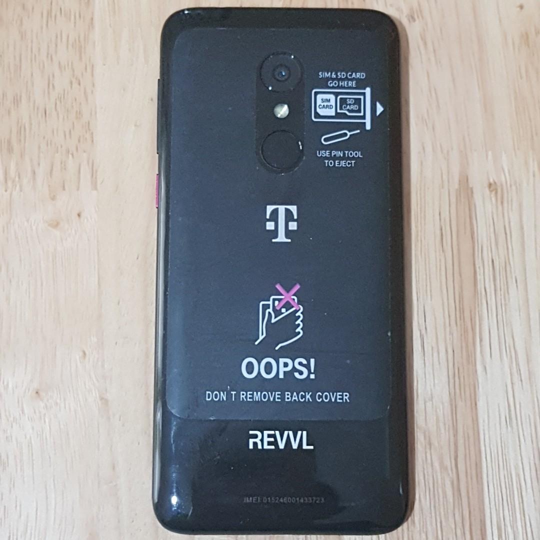 T Mobile REVVL 2 smart phone, Mobile Phones & Tablets, Android