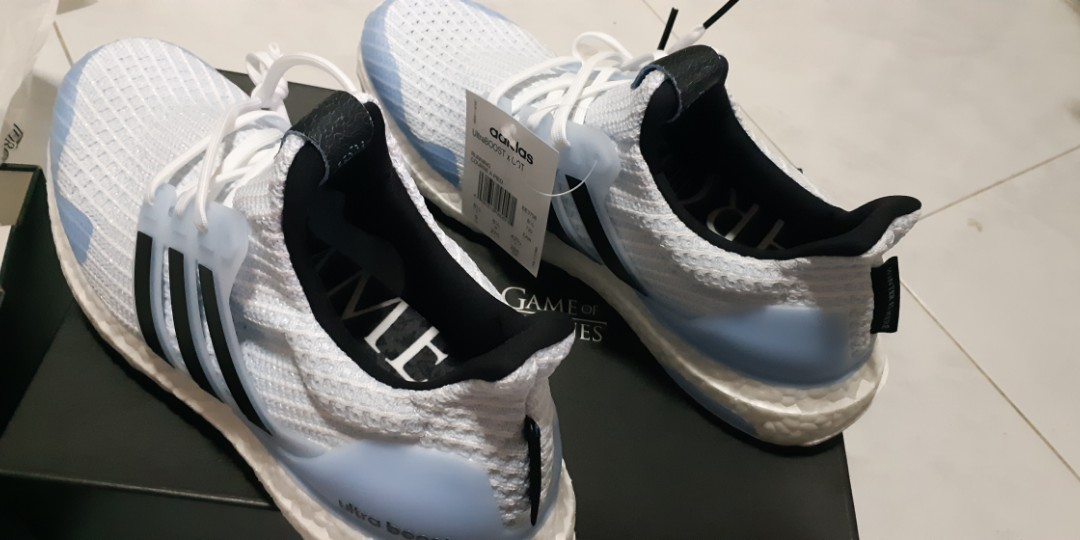 ff58b0a65 wtt wts Ultra boost 4.0 game of thrones white walker