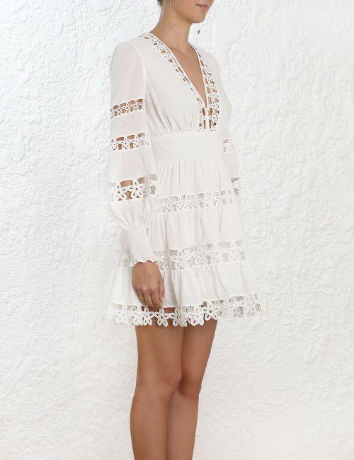 Zimmermann primrose daisy dress