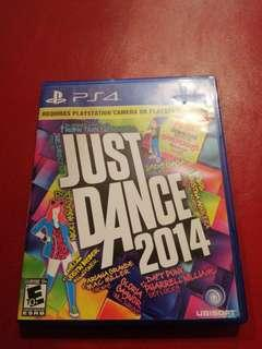 🚚 Ps4 - Just Dance 2014