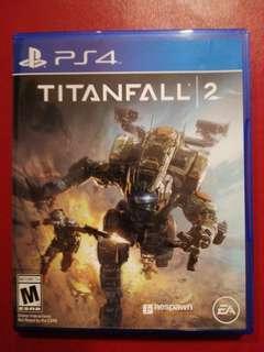 Ps4 - Titan Fall 2