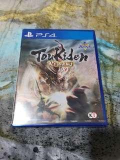 BNID PS4 Toukiden Kiwami