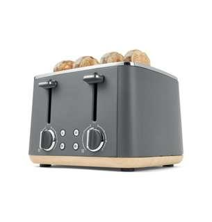 🚚 [PREORDER] 4 slices toaster