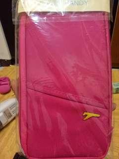 韓國⭐出國必備護照包 大容量 收納包