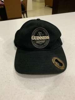 [BRAND NEW] Guinness Baseball Cap with Bottle Opener