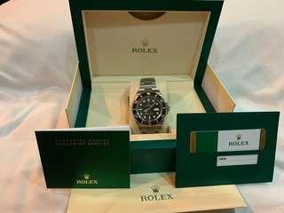 🚚 Rolex Red Sea Dweller (126600) Mk2