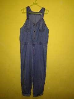 Jumpsuit semi jeans