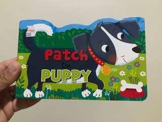 BBW Boardbook Patch Puppy