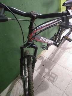 Sepeda MTB Interbike murah buat olahraga