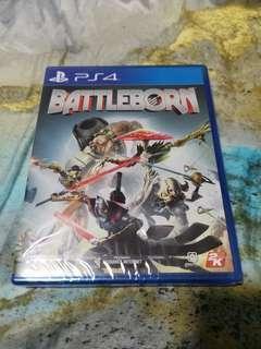 BNIB PS4 Battleborn