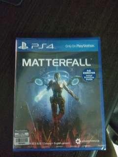 🚚 Matterfall ps4