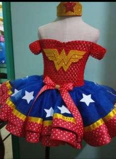 Wonder woman dress/costume