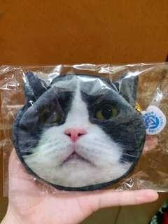 可愛貓頭散紙包