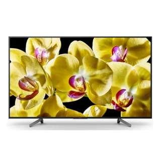Sony x8000G 4k UHD Android Led Tv
